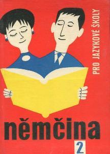 Němčina pro jazykové školy 2. - 1966