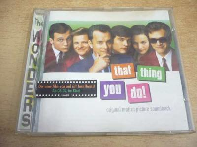 CD Soundtrack: THAT THINg YOU DO! (To je náš hit!)