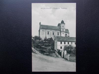 Hradiště Bojkovice Bojkowitz kostel chrám sv. Vavřince