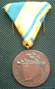 medaile rakousko