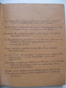 konvolut sedmi vzácně se vyskytujících knih