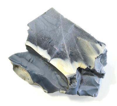Australský modrý opál, certifikát, 23.8 g, 40x30x17 mm