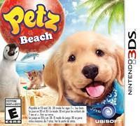 ***** Petz beach ( Nintendo / 3DS ) *****
