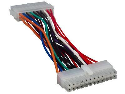 NOVÁ napájecí redukce pro ATX PC zdroje z 20 pin na 24 pin