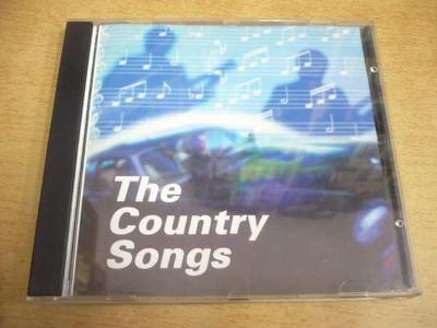 CD THE COUNTRY SONGS ( Jennings, Cash, Laine, Travis...)