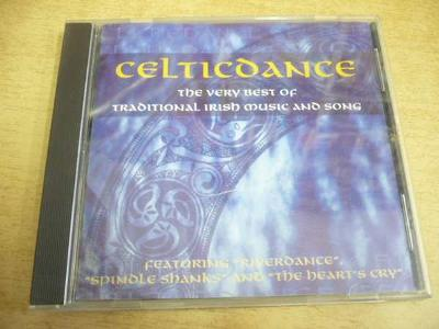 CD CELTIC DANCE (The Very Best of Traditional Irish Music)