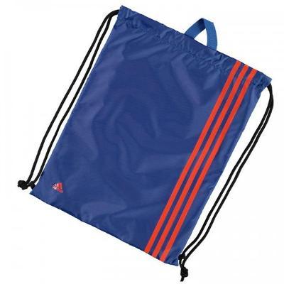 Adidas 3 Stripe Sportovní Vak Modrý