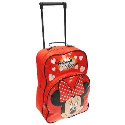 Disney Minnie Batoh s výsuvnou rukojetí