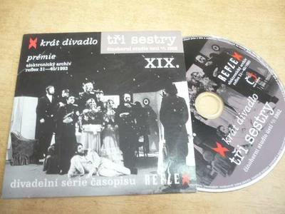 DVD divadelní serie Reflex XIX. / TŘI SESTRY