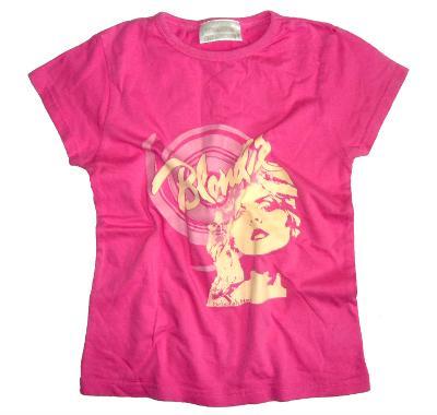 Dívčí tričko s motivem, vel. 9 - 10 let