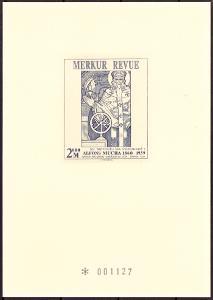 ČLENSKÁ PŘÍLOHA MERKUR REVUE 2000 - SV. METODĚJ (T7970)