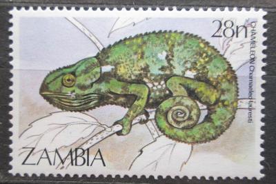 Zambie 1984 Chameleon Mi# 319 0869
