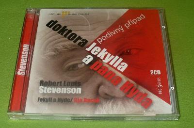 2 x CD Podivný případ doktora Jekylla a pana Hyda