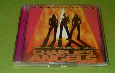 CD Charlie's Angels (Music From The Motion Picture)