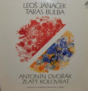 JANÁČEK / DVOŘÁK: TARAS BULBA / ZLATÝ KOLOVRAT; O. TRHLÍK