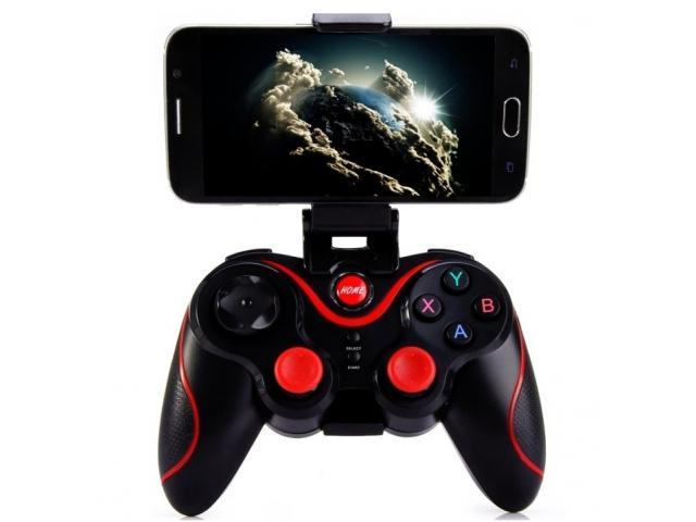 Ovladač a gamepad v jednom držák pro mobilní telefon ANDROID + dárek - Ostatní příslušenství