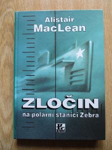 MacLean Alistar - Zločin na polární stanici zebra