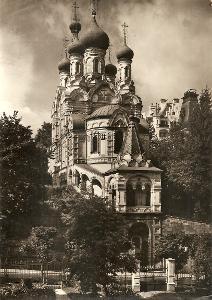 KARLOVY VARY - Ruský kostel