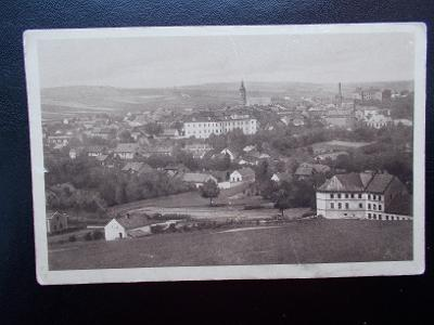 Nový Jičín Neu Titschein  Bílovec Wagstadt polní pošta purkmistr
