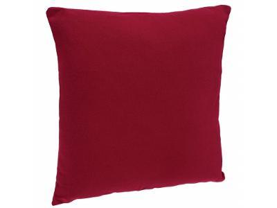 Čtvercový bavlněný polštář, ozdobný polštář