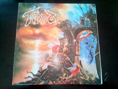 TURBO - Epidemie - PRESS 1990 + GRATIS Lp - NON IRON