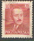 Polsko - Mi 548 - Bol.Bierut