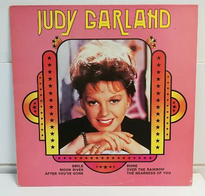 LP JUDY GARLAND/NM, TOP STAV