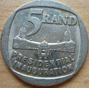 JAR 5 Rand Inaugurace