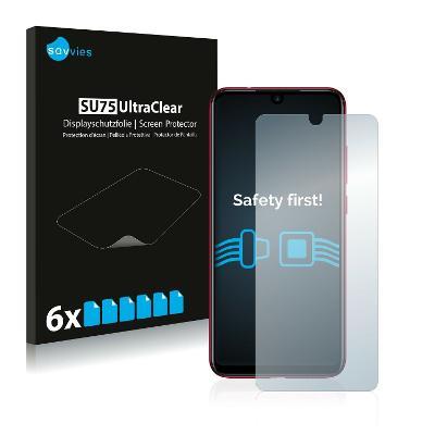 6x Ochranná fólie - Xiaomi Redmi 7