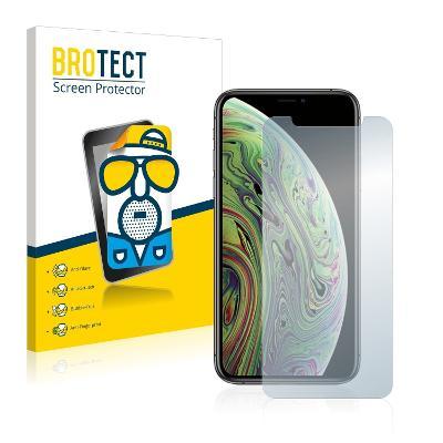 2x Matná ochranná fólie - Apple iPhone X / Xs