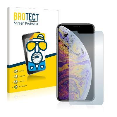 2x Matná ochranná fólie - Apple iPhone Xs Max