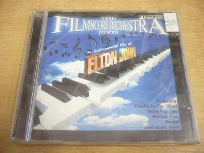 CD THE FILMSCORE ORCHESTRA pres. hits of ELTON JOHN