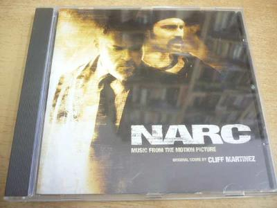 CD Music from the motion picture NARC (NARKOTIKA)
