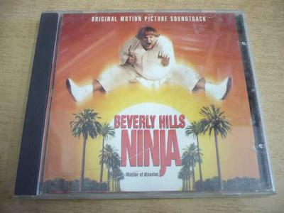 CD Music from the motion picture BEVERLY HILLS NINJA (Soundtrack)