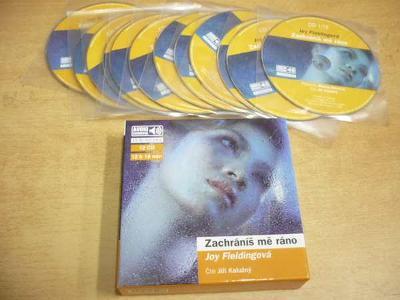 12 CD-BOX: JOY FIELDIGOVÁ / Zachráníš mě ráno