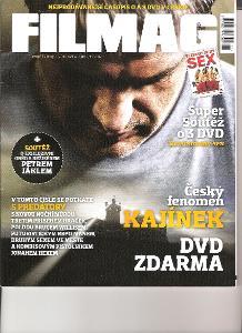 Časopis FILMAG dvojčíslo 11/12/2010
