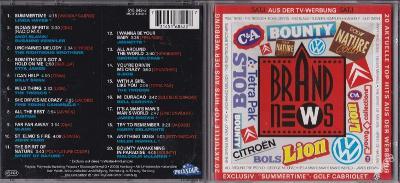 BRAND NEWS (1994) TOP STAV akce sleva výprodej