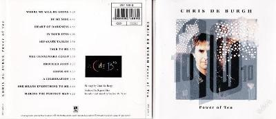 CHRIS DE BURGH - POWER OF TEN (1992) TOP STAV akce
