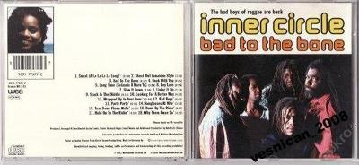 INNER CIRCLE - BAD TO THE BONE (1992) TOPSTAV RARE