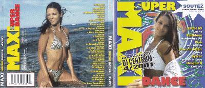 MAXI SUPER DANCE 4/2001 výprodej