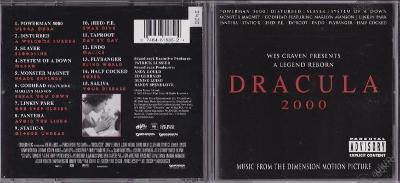 OST - DRACULA 2000 (2000) TOP STAV akce sleva