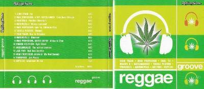 REGGAE GROOVE - REGGAE GROOVE (2000) TOP STAV akce