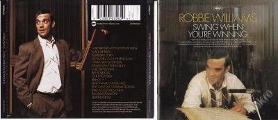 ROBBIE WILLIAMS - SWING WHEN YOU´RE WINNING (2001)