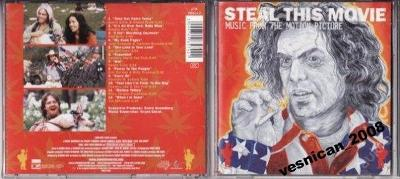 STEAL THIS MOVIE - SOUNDTRACK (2000) TOP STAV !!