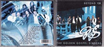THE GOLDEN GOSPEL SINGERS - BEYOND Y2K (1998) TOP