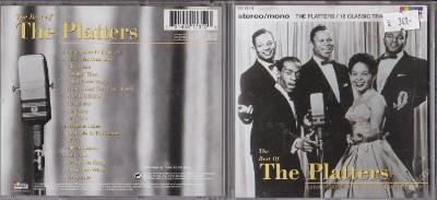 THE PLATTERS - THE BEST OF (1995) NOVÉ akce sleva