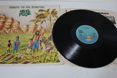 Steel Pulse – Tribute To The Martyrs LP 1979 vinyl Reggae Germany 1.p