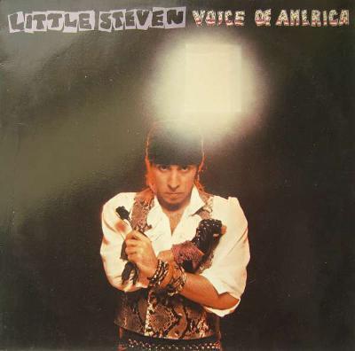 Little Steven – Voice Of America LP 1984 vinyl ex Bruce Springsteen