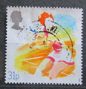 Velká Británie 1988 Tenis Mi# 1145 0969