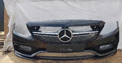 Přední nárazník PDC Mercedes W205 C63 AMG